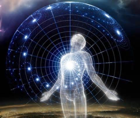 cosmic light waves into our hearts
